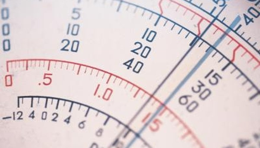 Analog meters are simple to read once you understand the basics.