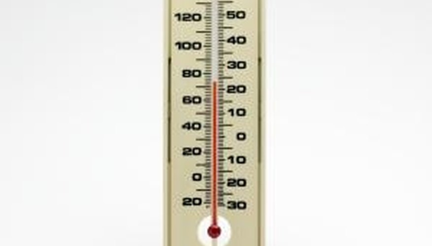 Mercury can be found in thermometers and barometers.
