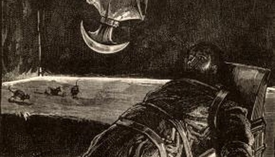 Dark and gothic themes were prevalent in the works of Romantic writers such as Edgar Allan Poe.