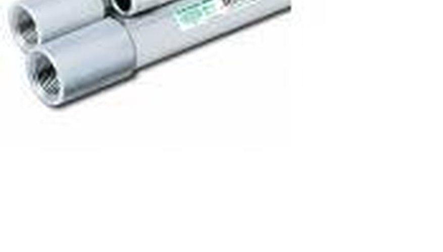 Aluminum conduit pipe