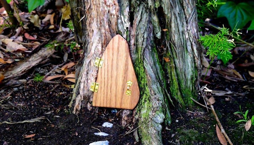 Fairy Door.