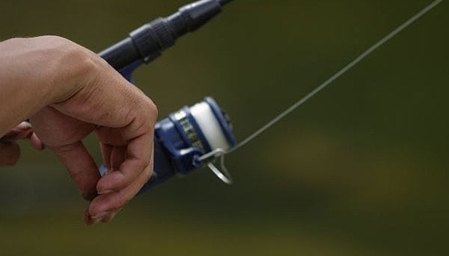 How to Install a Bail Spring on a Spinning Reel