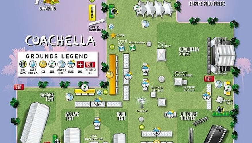 How to Go to the Bathroom at Coachella   Our Pastimes