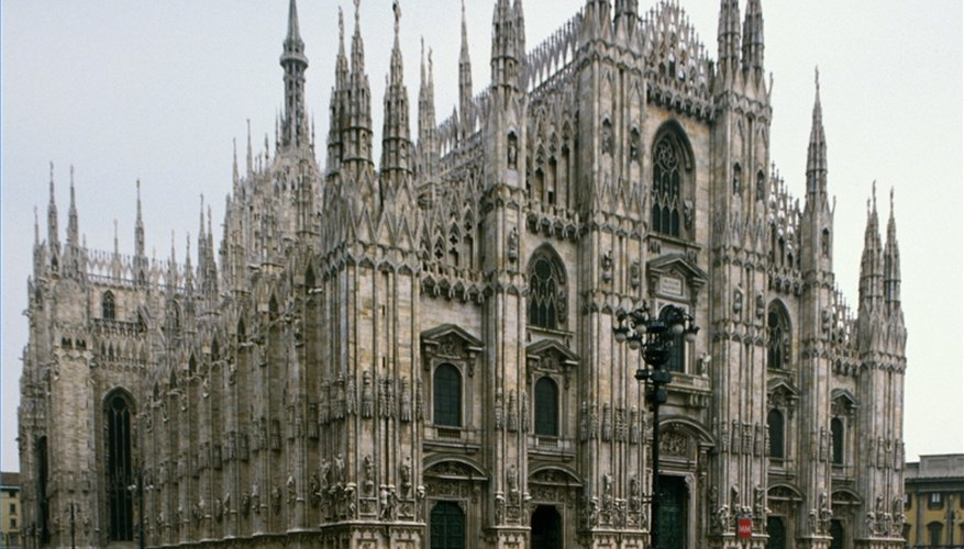 Recognize Gothic Architecture