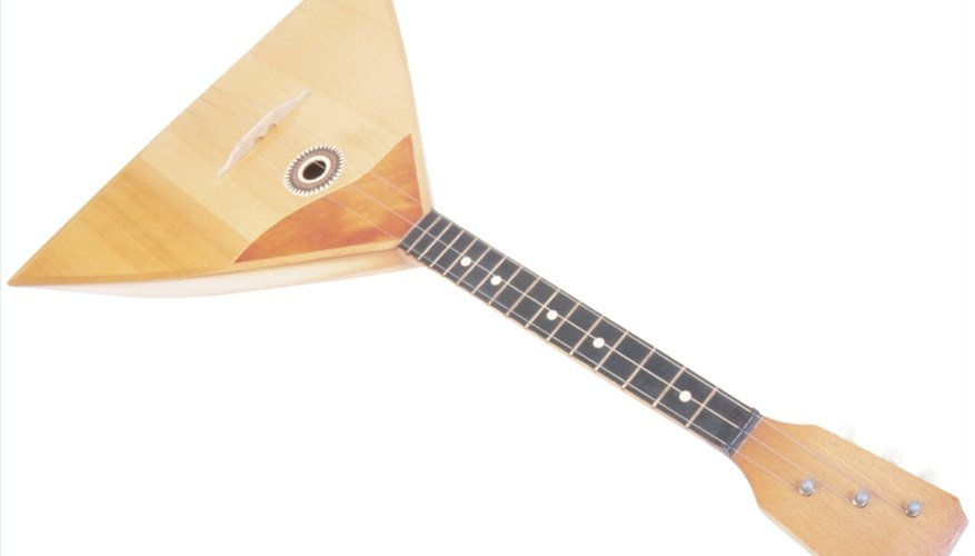 Play the Balalaika