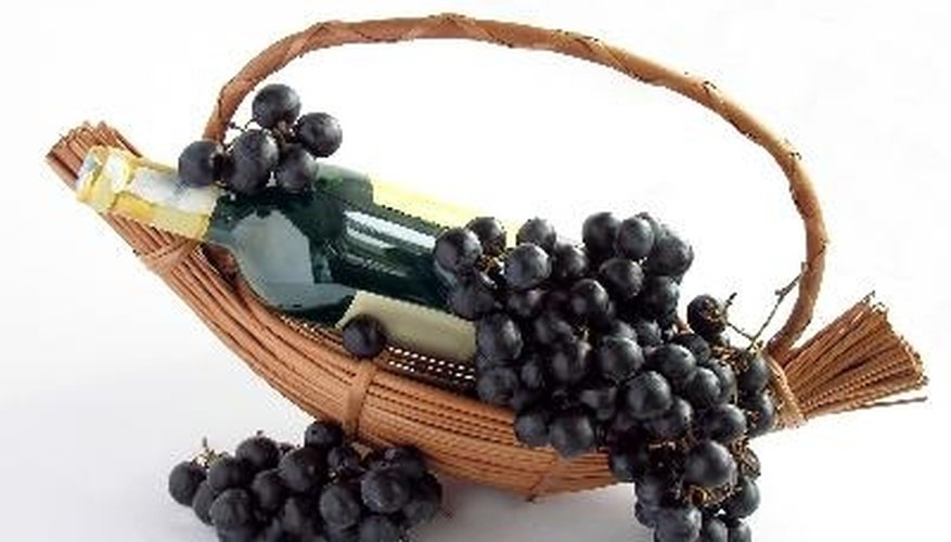 Sell Wine Gift Baskets From Home