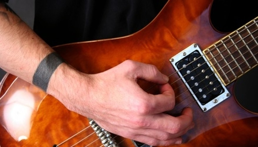 Adjust Amp Settings for the Best Blues Electric Guitar Tone