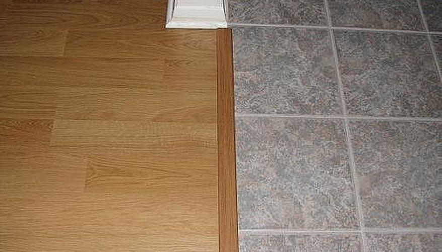 Choose Between Wood and Stone Floors