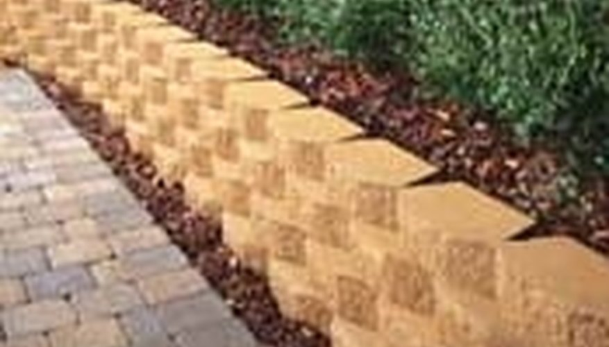 Build a Landscaping Retaining Wall