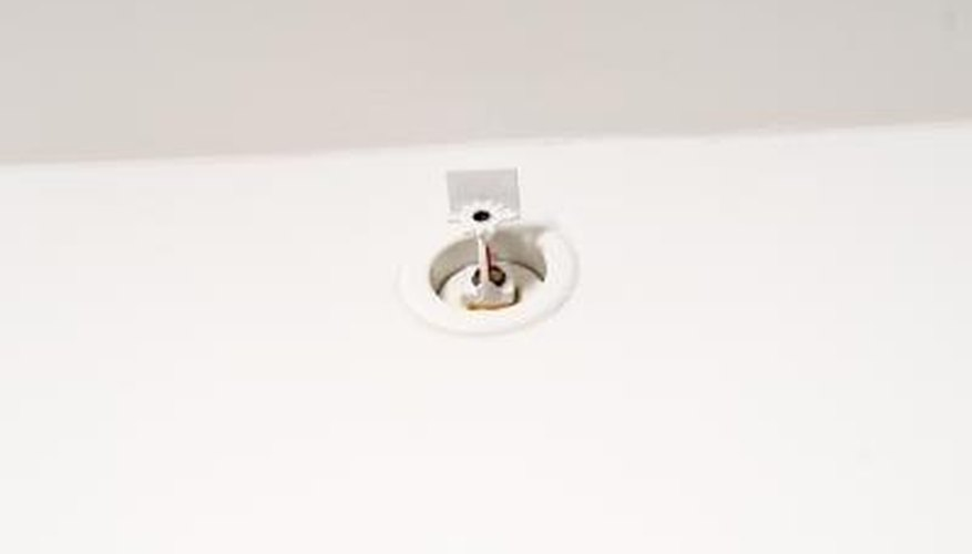 Regular sprinkler maintenance is necessary to prevent an accident during emergencies.