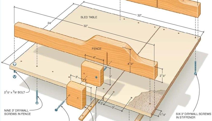 Angle cutting jig