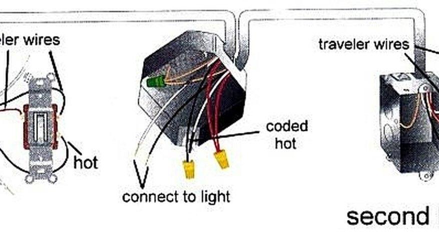 3-way light wiring diagram