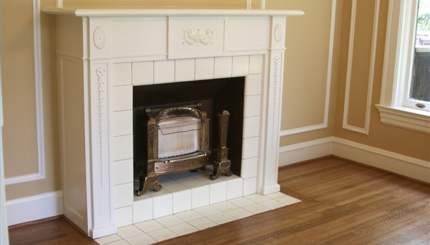 A fireplace can look the way you want it too.