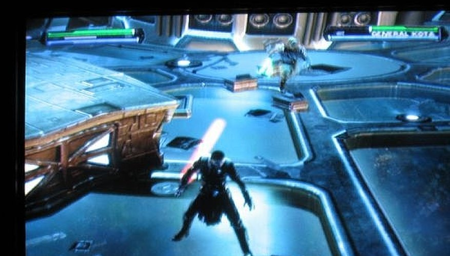 Defeat General Kota in Star Wars: The Force Unleashed