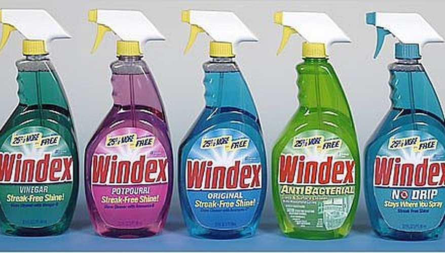 Windex does miracles