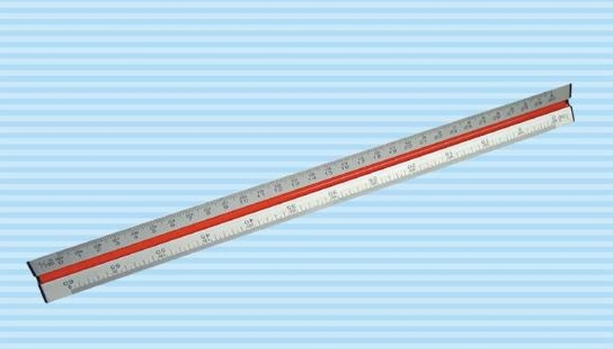 How Does a Scale Ruler Work?
