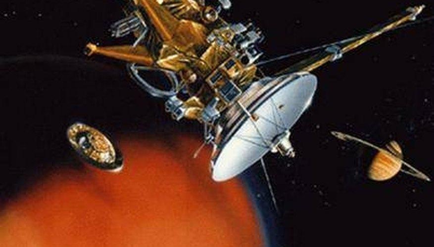 Cassini-Huygens Probe