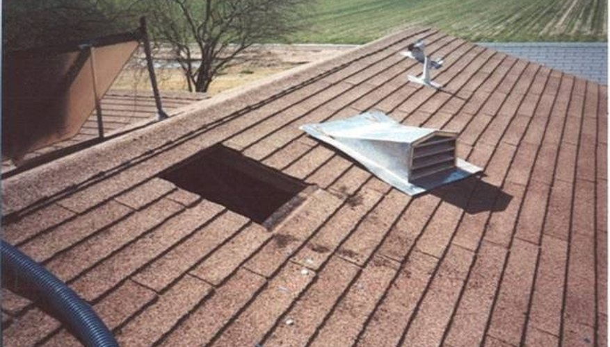Roof Venting Without Eaves