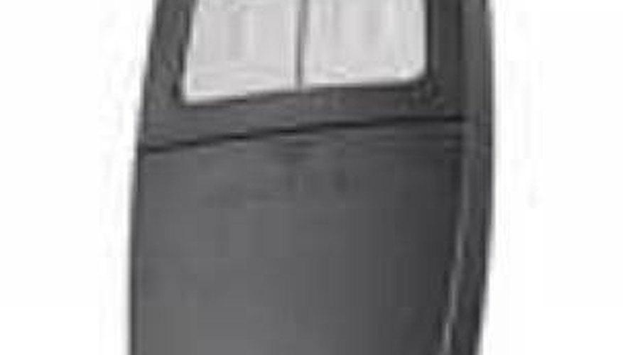 Universal garage door opener