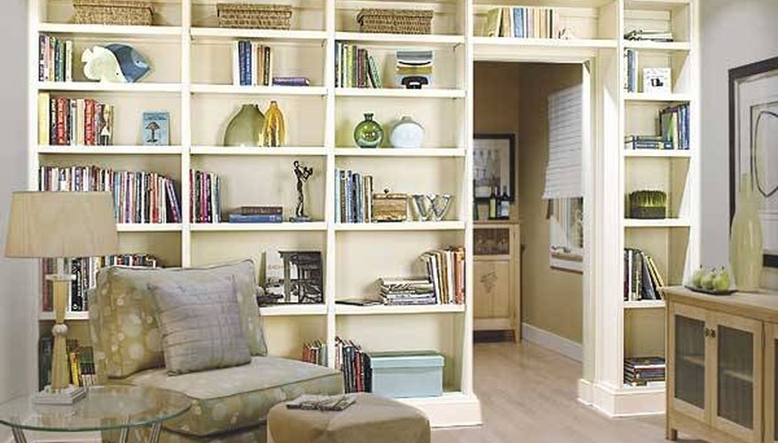about builtin bookcases