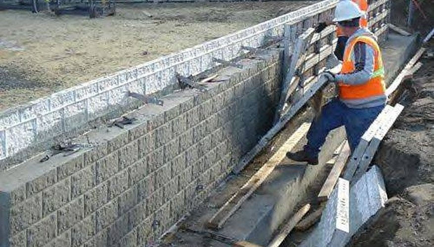 About Concrete Block Walls
