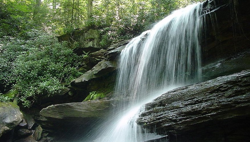 How Does a Waterfall Generate Power?