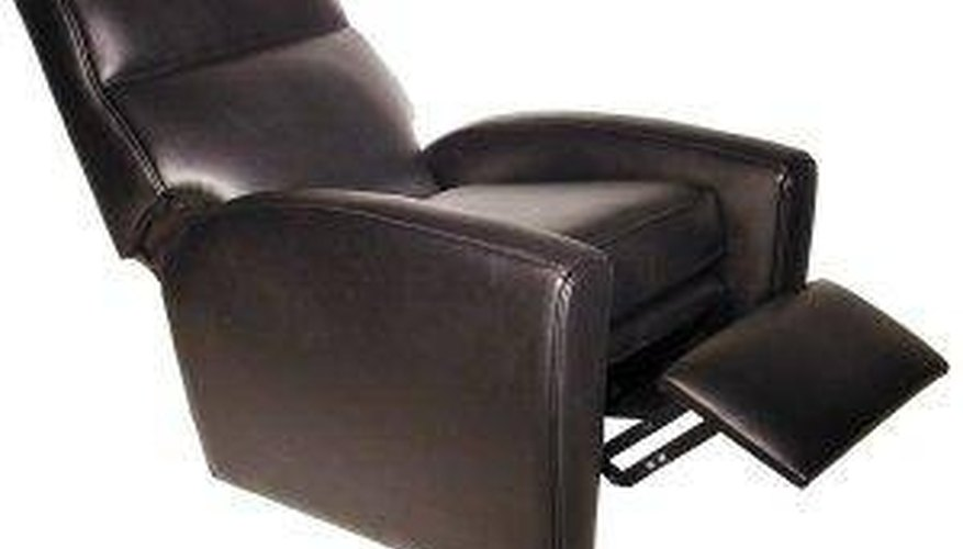 How Does a Reclining Sofa Work?