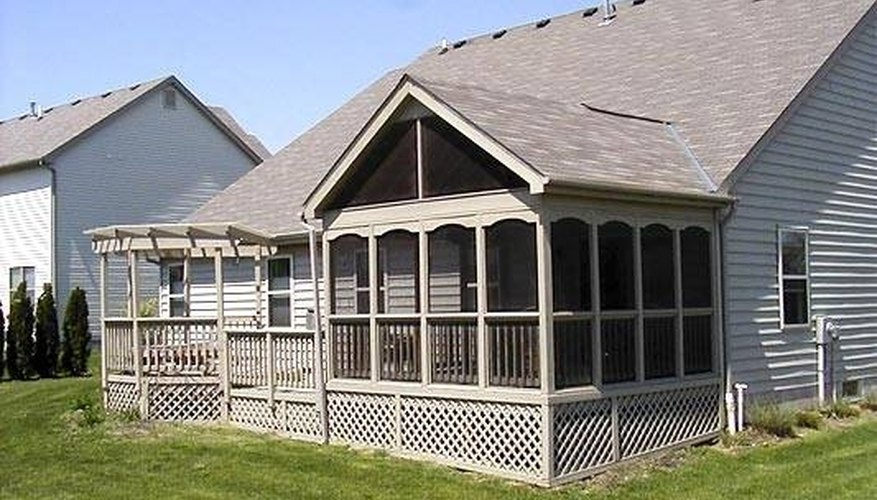 About Screened Porches