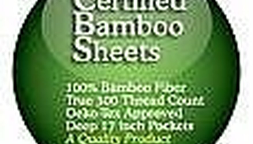 Certified Bamboo is very Green!
