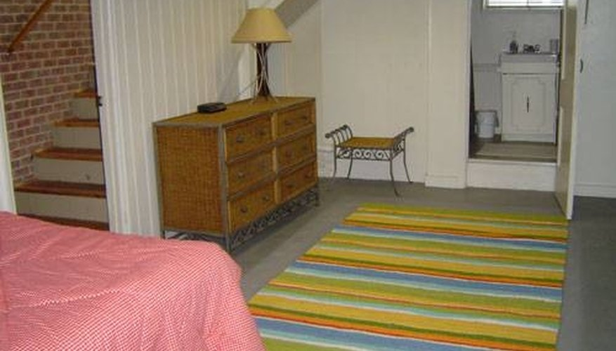 About Basement Bedrooms