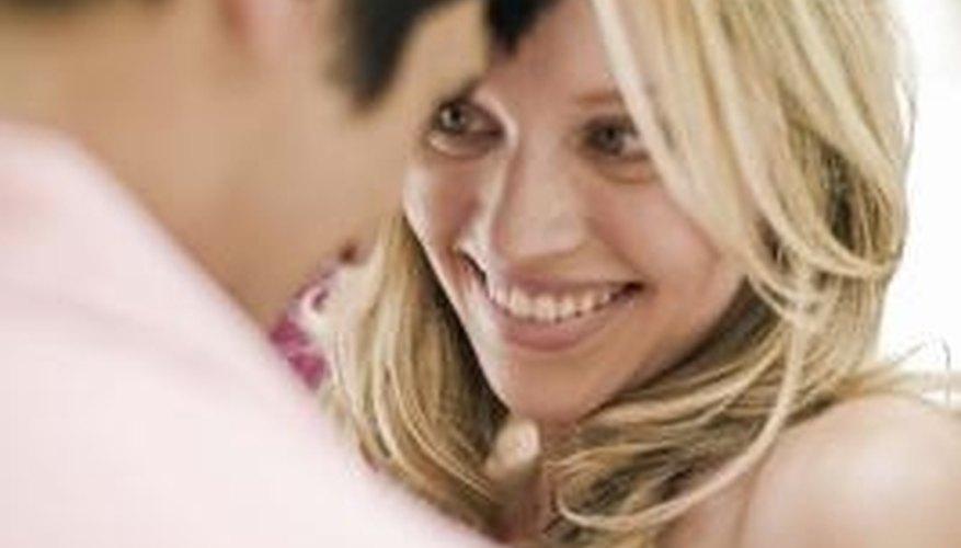 Learn the fine art of flirting.
