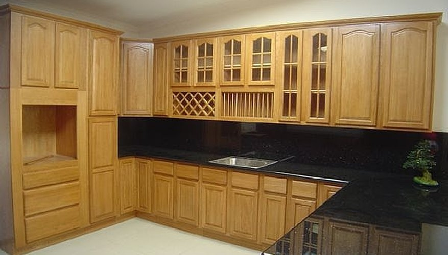 How to design and build your own Kitchen Cabinets