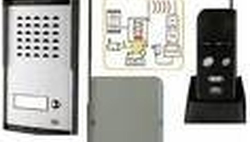 How Does a Wireless Intercom System Work?