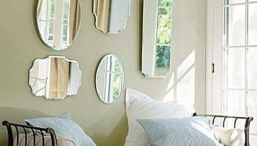 Decorating & Using Mirrors in a Room