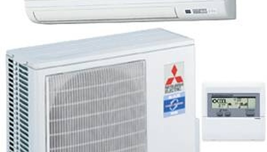 About Ductless Air Conditioning