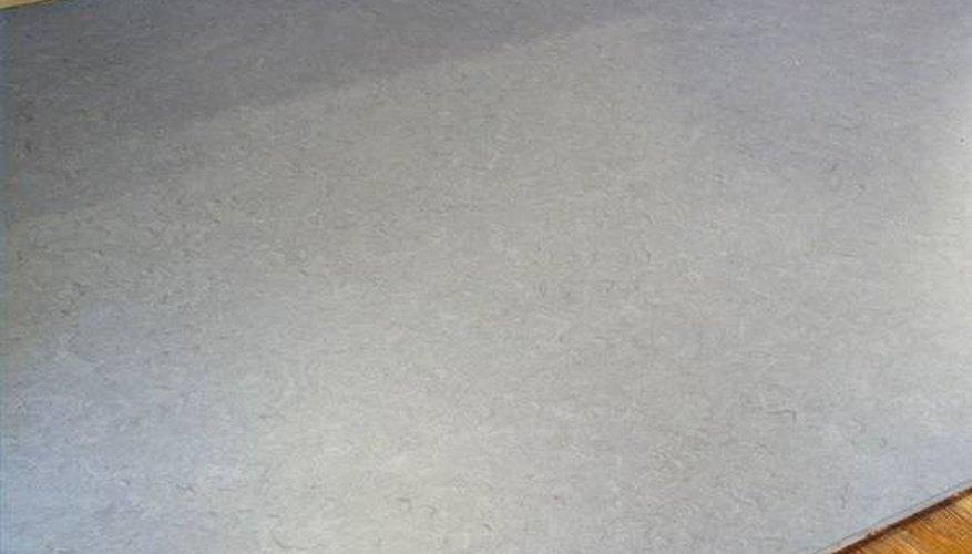 Linoleum Over Wood Flooring