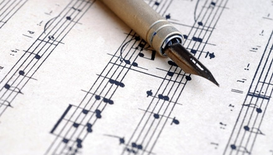 Follow a few basic principles to read musical notes.