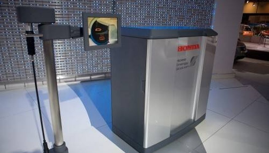 A Honda Hydrogen Generator