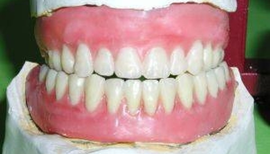 Make False Teeth