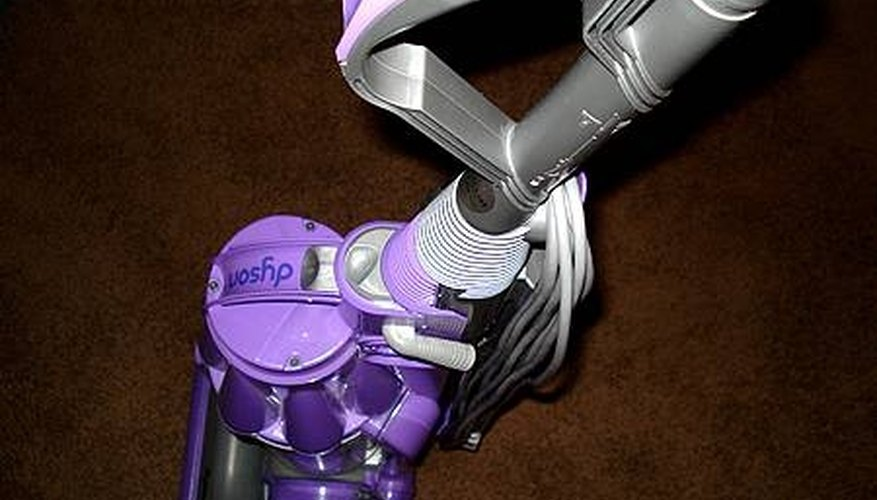 About Dyson Animal Vacuums