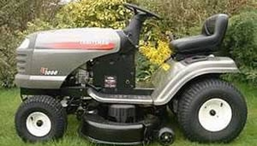 How to Change a Starter on a Craftsman Tractor | Garden Guides