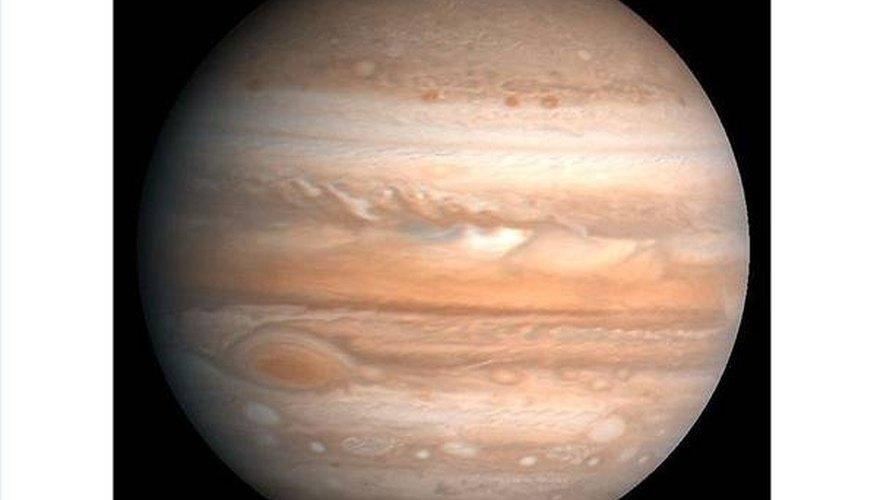 Build a Model of Jupiter