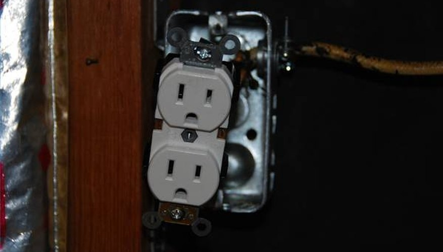 Replace a Washing Machine Outlet Box