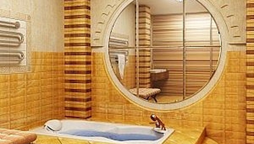 Install Ceramic Tile Around a Bathtub