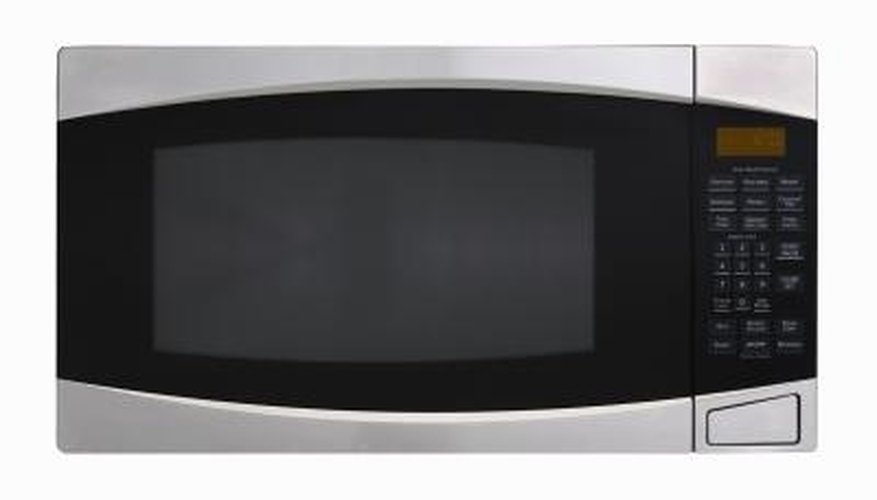 Microwaves allow you to cook meals in minutes.