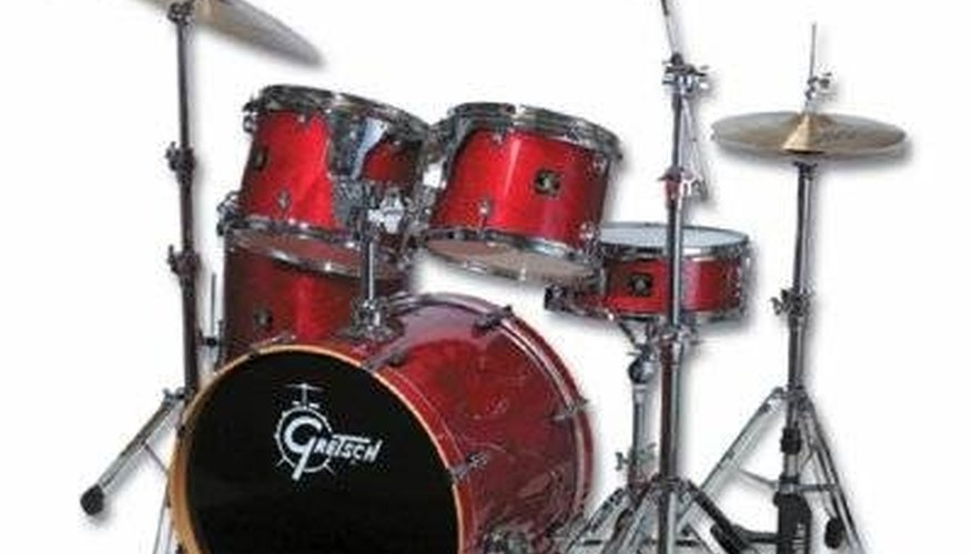 Set Up a Gretsch Drum Set