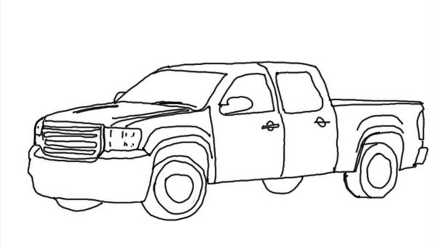 How To Design A 3d Truck Our Pastimes