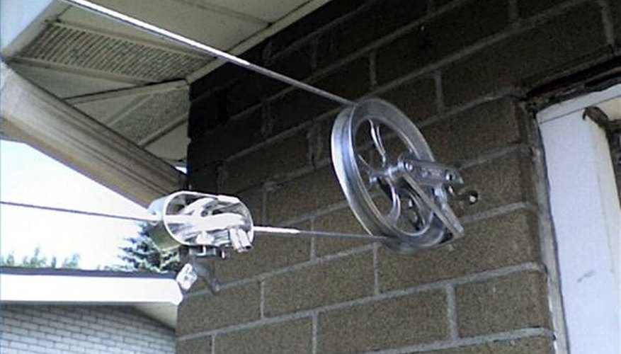 Laundry Pulley
