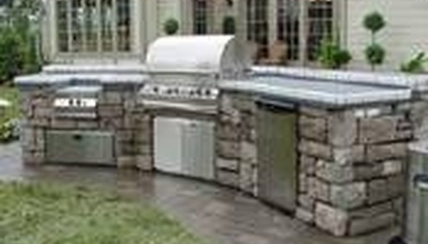 Outdoor Kitchen By Grill Shoppe Part 41