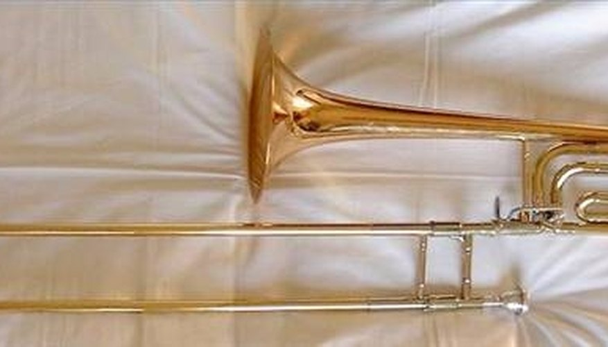 Play Taps on a Trombone